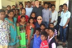 group photo orphanage